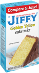 Golden Yellow Cake Mix