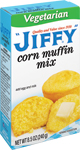 Vegetarian Corn Muffin Mix